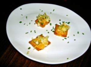 Cafe Barcel Polenta Bites