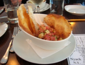 Cafe Barcel Ceviche