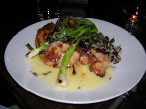 Cafe Barcel Lemon Chicken