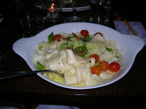 Cafe Barcel Pappardelle