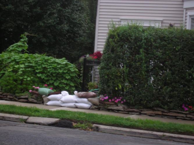 nyack residential sandbags