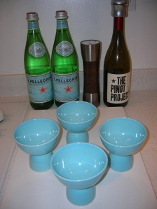 thrift store egg cups