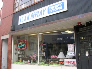 NCJW Replay Thrift store Nyack