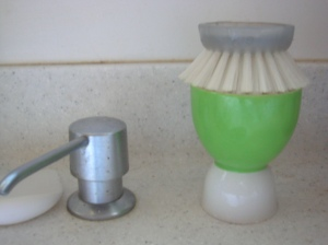 green egg cup