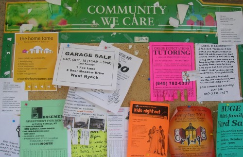 Nyack Community Boards