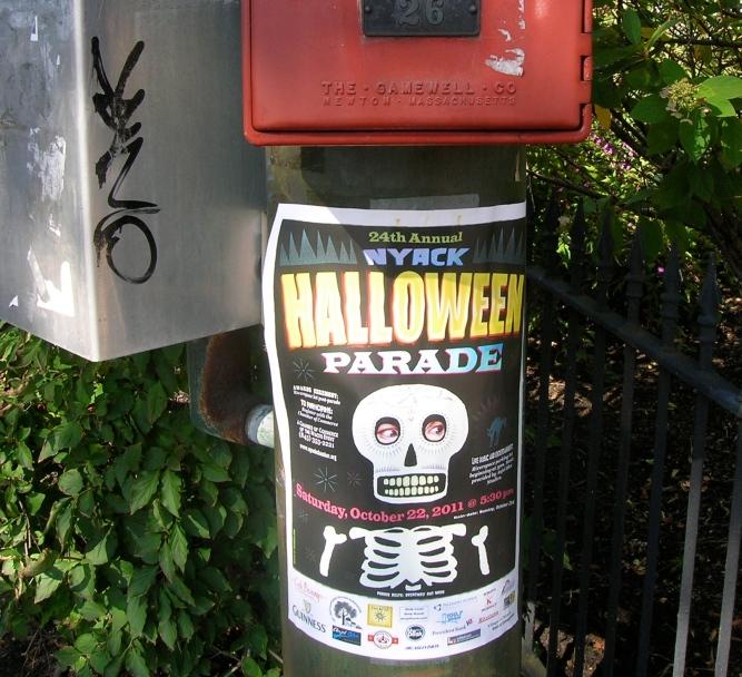 Nyack Halloween Parade 2