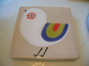 xenia taler bird tile