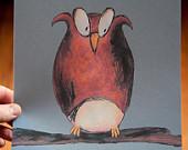 Shawna Handke Owlie