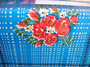 Lulu's Cafe tablecloth 2