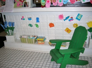 Lulu's Cafe Kid's books