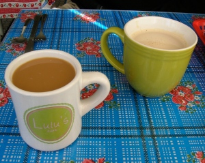 Lulu's Cafe Coffee