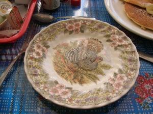 Lulu's Cafe Turkey Plate
