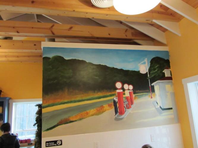 9W Mural