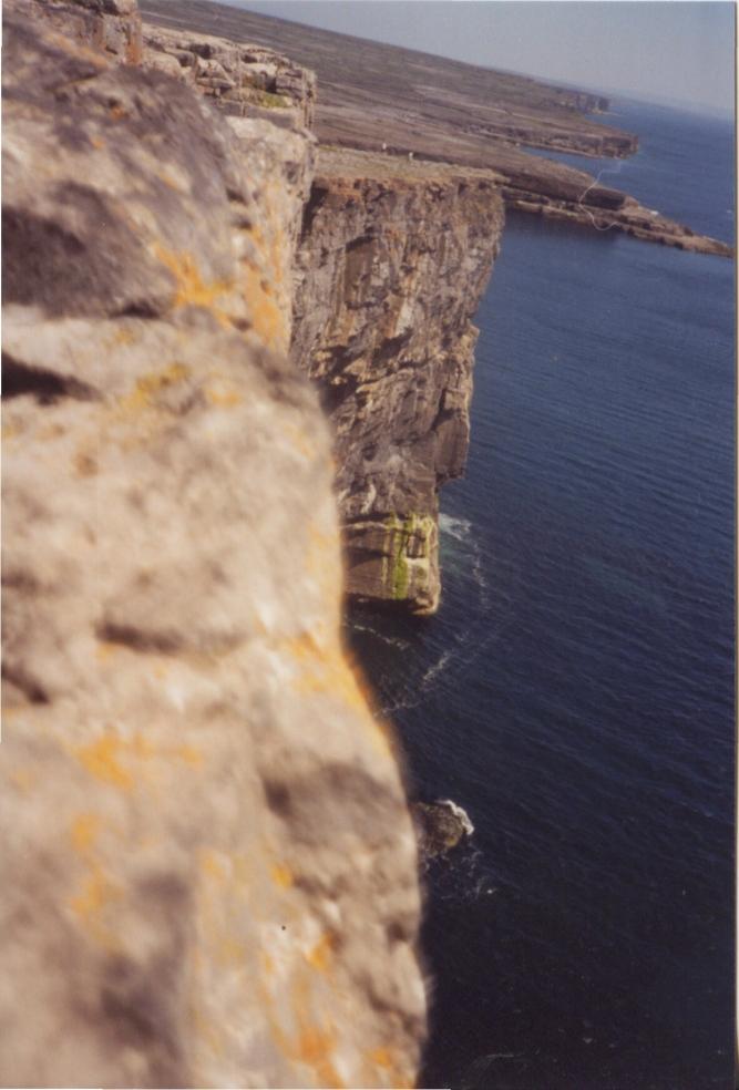 Aran Island Cliffs