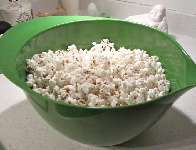Rob's popcorn