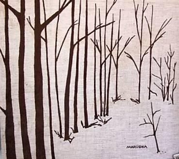 Marushka trees