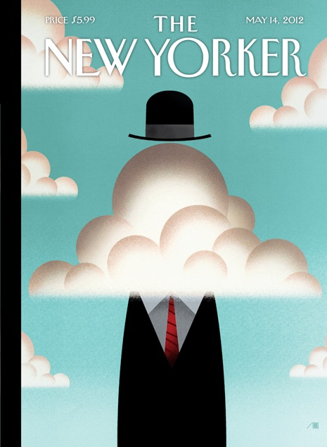 The New Yorker Cloud