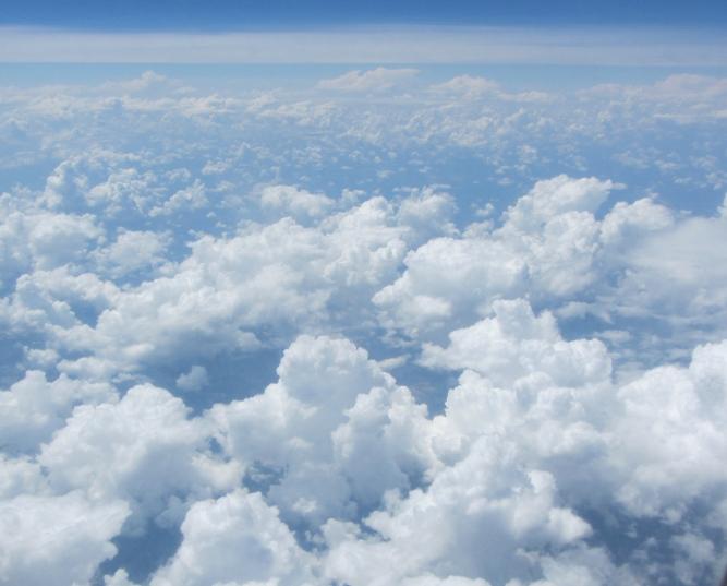 cloud clusters