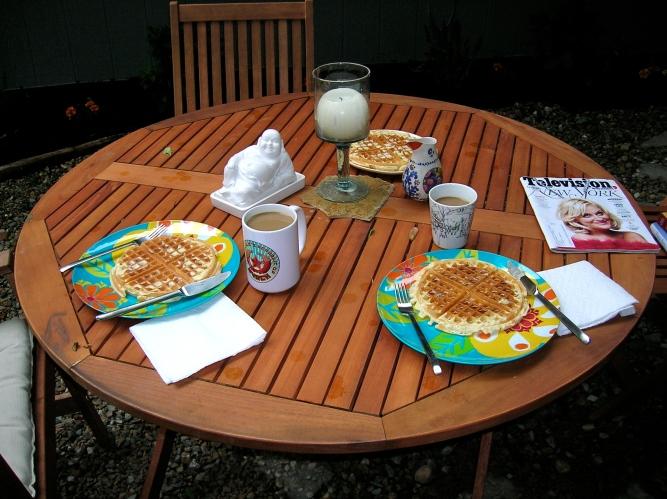 waffle feast