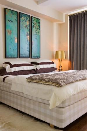Bedroom by Jill Vegas