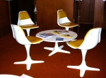 Burke Inc. chairs four star base Gonstead
