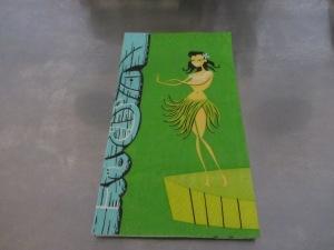 hula napkins