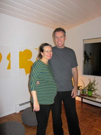 Jocelyn and Rob plus 1