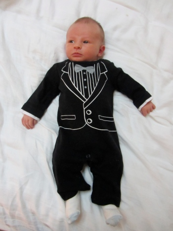 Ian in Tuxedo