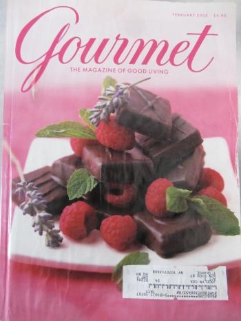 Gourmet Feb 2003