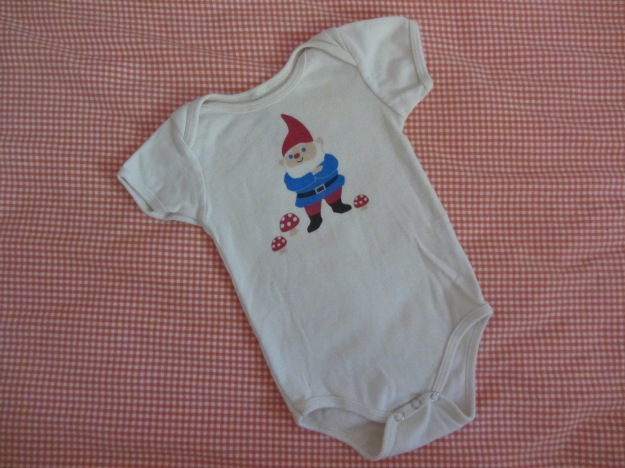 gnome onesie uncommon goods