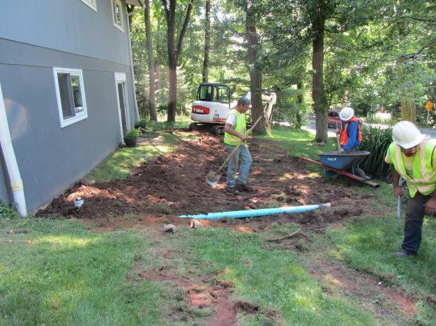plumbing lawn