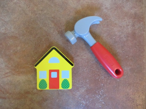 house and hammer
