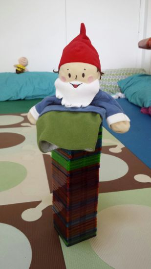 gnome puppet from ikea