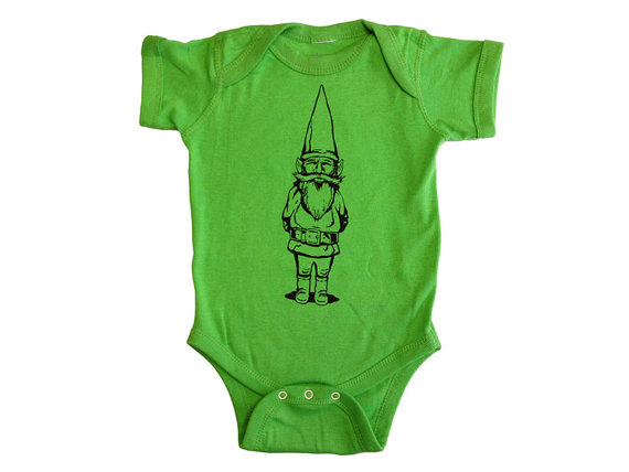 gnome onesie counter couture design