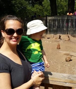 prairie dogs bergen county zoo 2