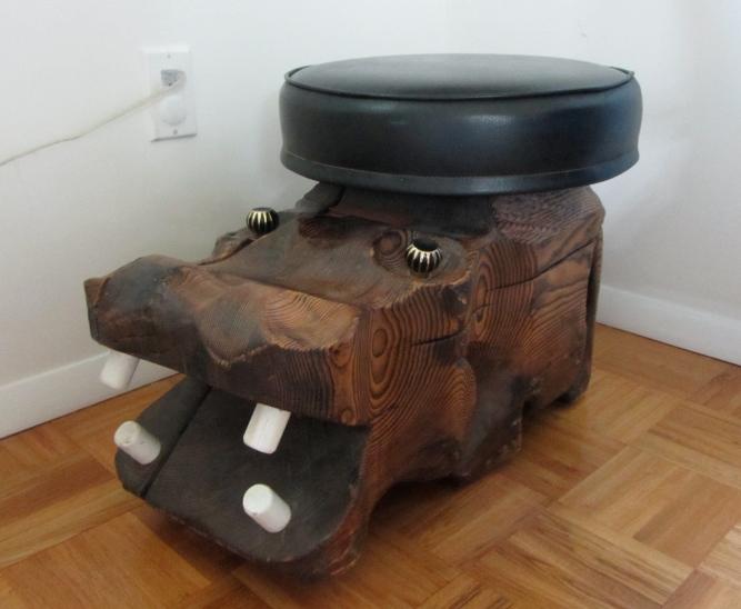hippo stool 2