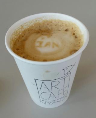 art cafe latte