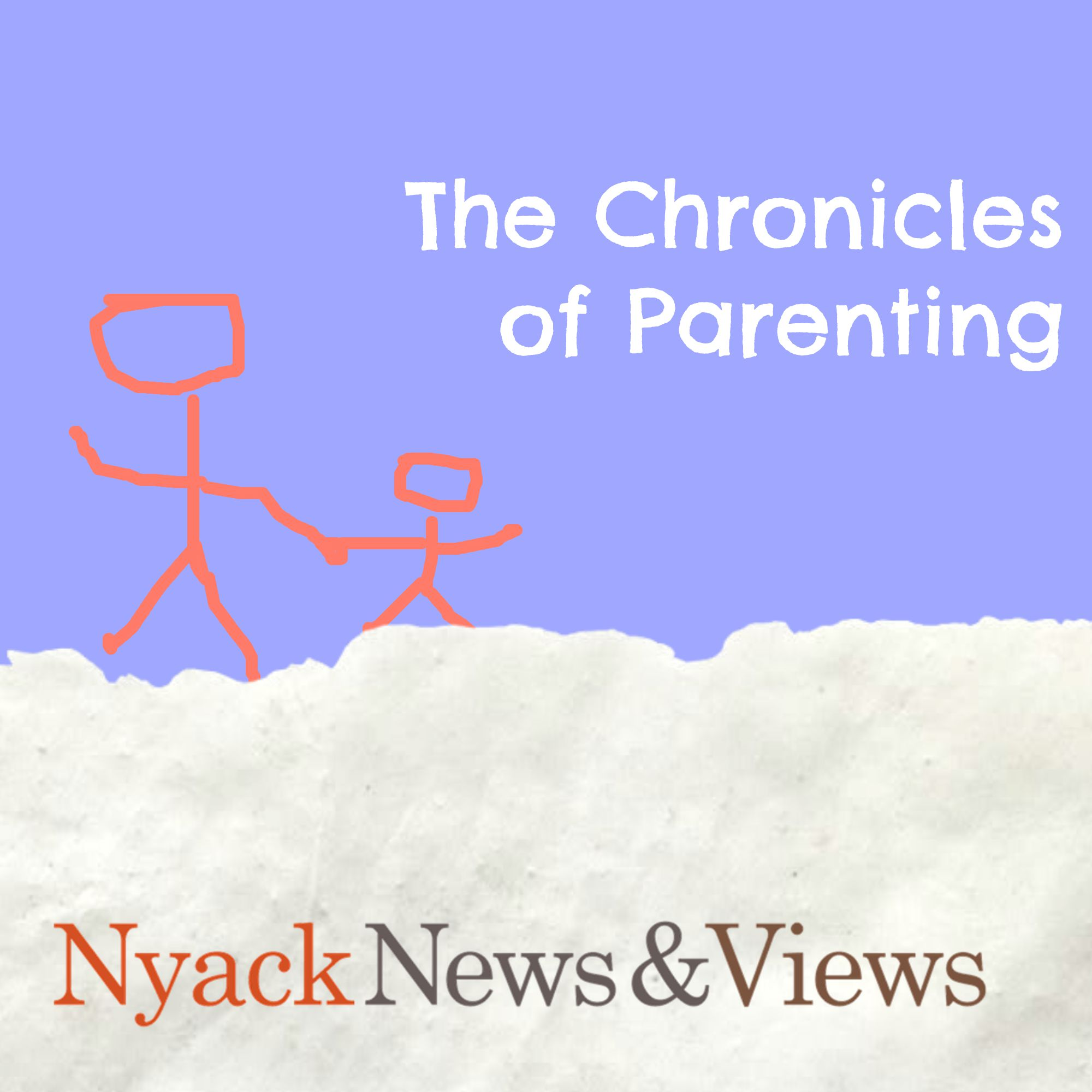 Chronicles of Parenting ad